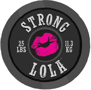 """Strong Lola"" apparel"