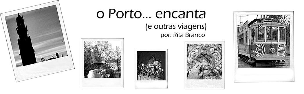 o Porto encanta