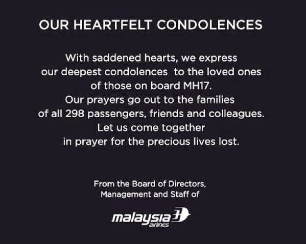 MH17 Crash News