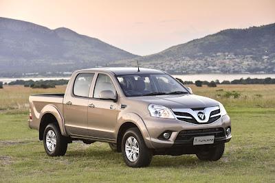 Zahav Auto Unveils 'Drive beyond Borders' Tunland Pickup
