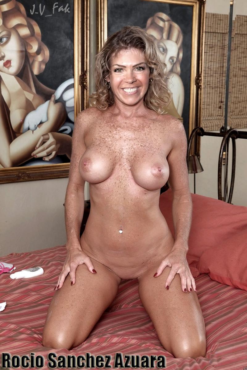 Rocio Sanchez Desnuda