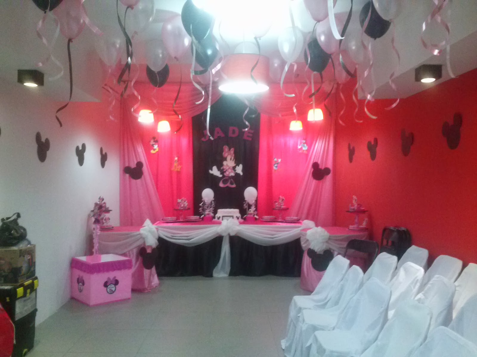 Eventos para tu beb decoraci n y puesta en escena for Decoracion de i