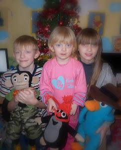 Moje trzy słoneczka :):):)