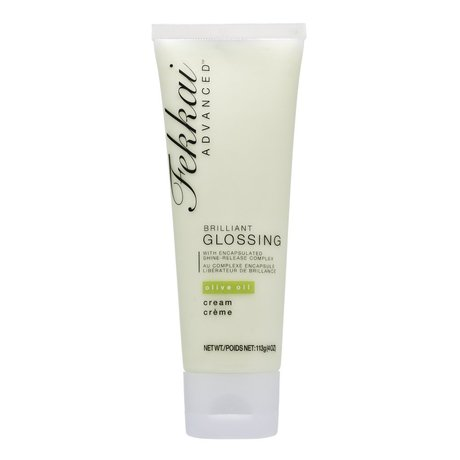 how to use fekkai glossing cream