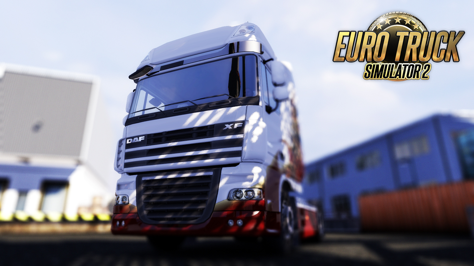 DAF Trucks  Ing To Euro Truck Simulator 2