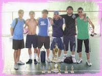 Campeón Torneo Centenera Categoría D2 2008