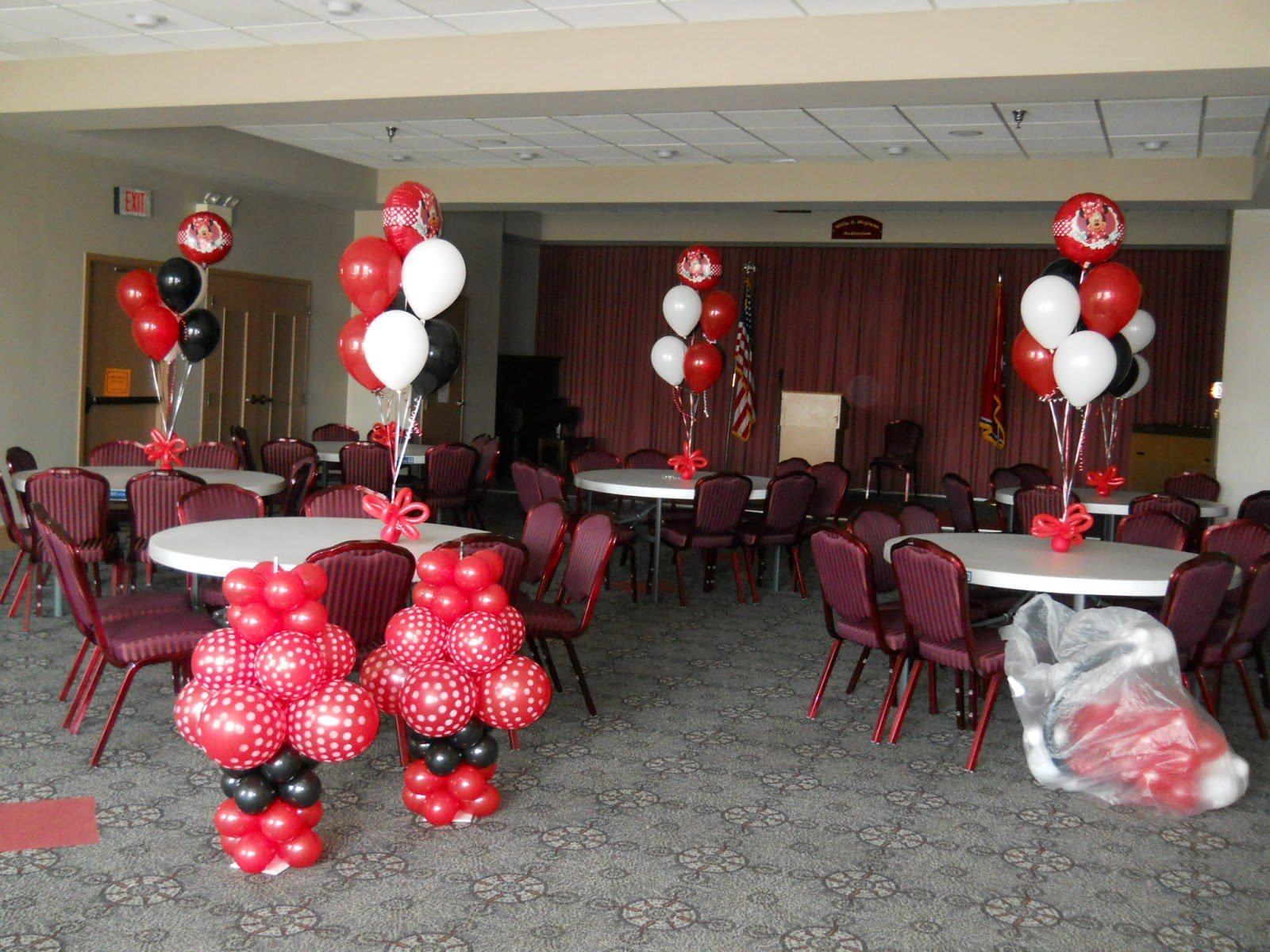 Minnie Mouse Party Decorations By Celebrate The Day