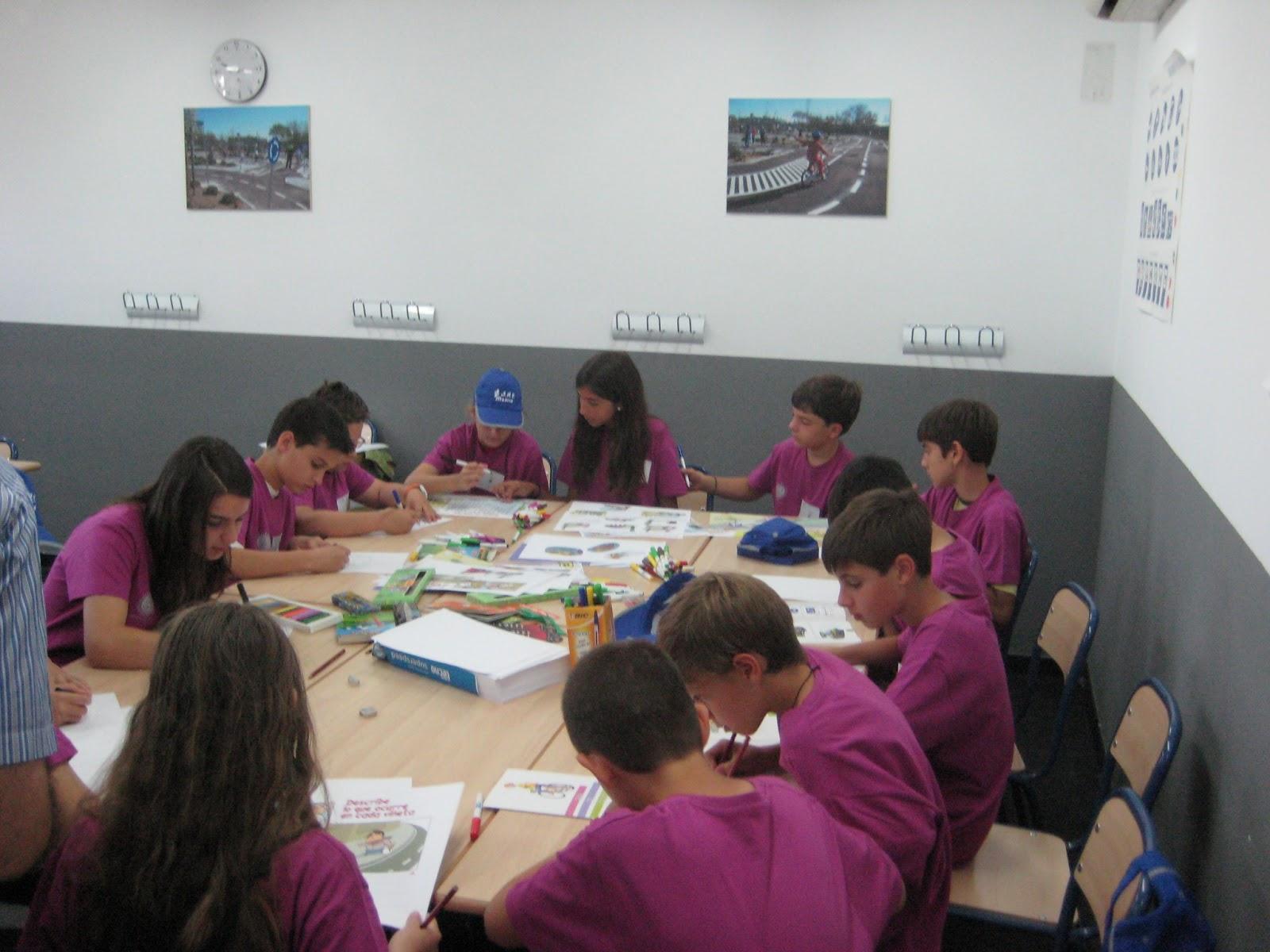Educaci n vial 32 ayuntamientos participaron en la ix - Jefatura provincial de trafico madrid ...