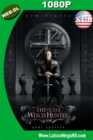 El Ultimo Cazador de Brujas (2015) Subtitulado HD WEB-DL 1080p - 2015