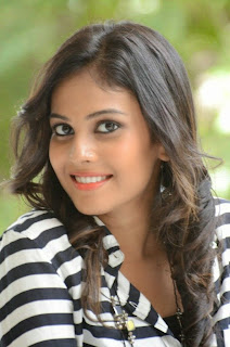 Actress Chandini Latest Pictures in Jeans at Kiraak Release Date Announcement Press Meet 0012