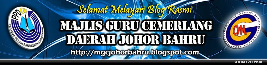 MAJLIS GURU CEMERLANG DAERAH JOHOR BAHRU