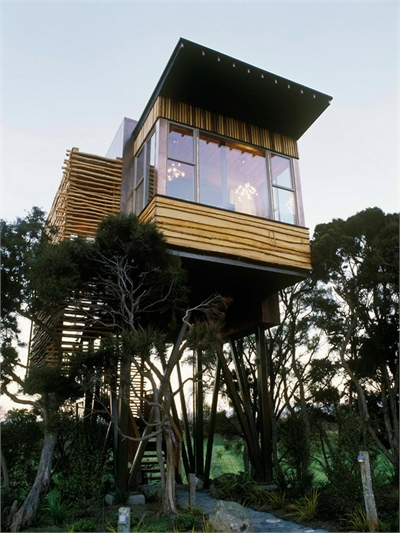12 Modern Tree House Designs Most Beautiful