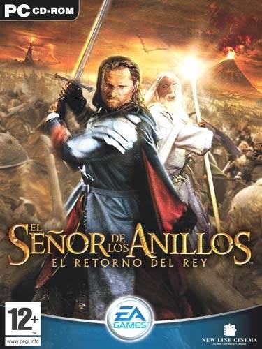 El Señor de Los Anillos el Retorno del Rey PC Full Español