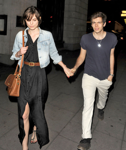 Keira Knightley Boyfriend James Righton