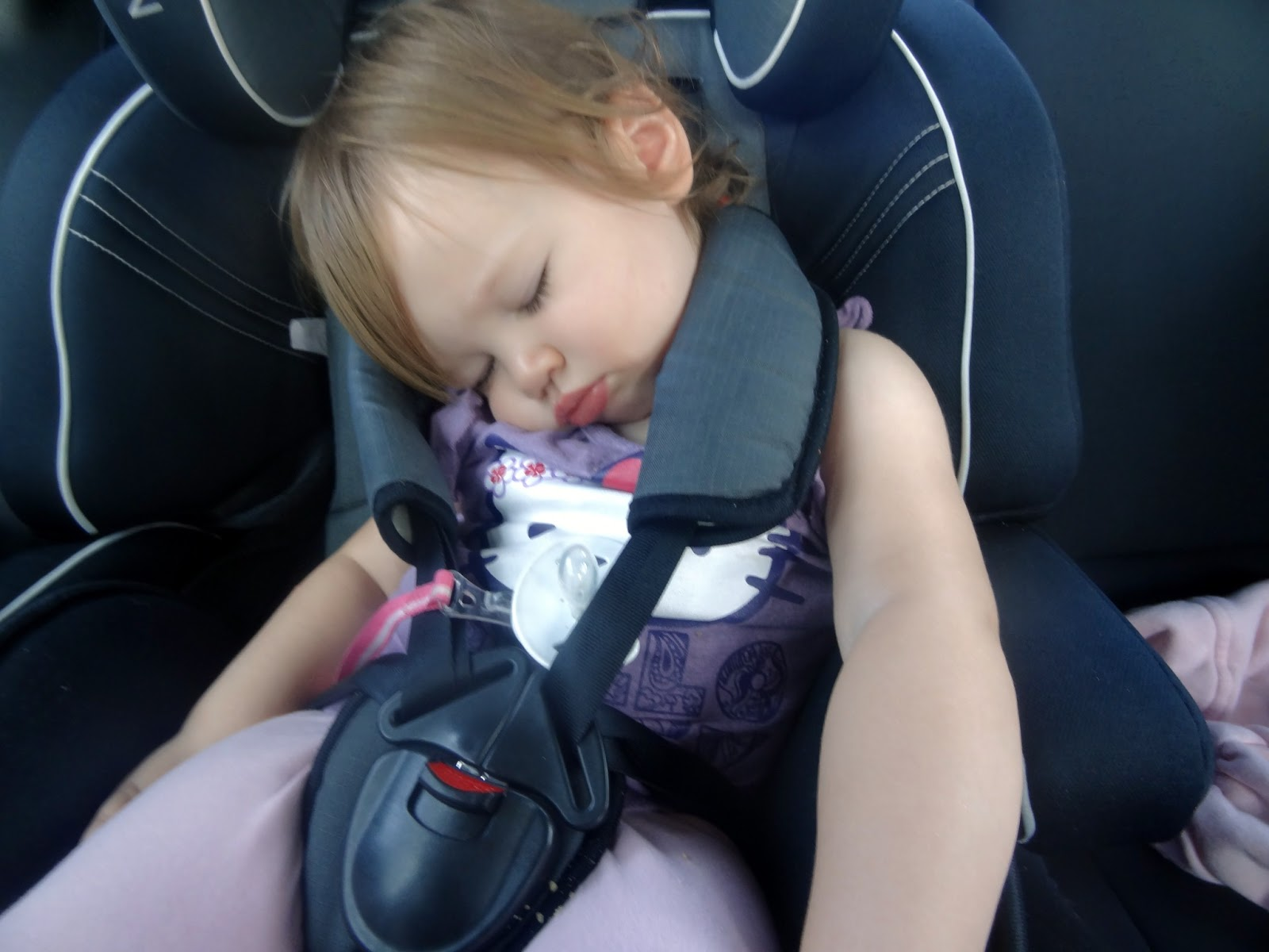 A Day in the Life of Calleigh Emma: Our Florida Trip: The Journey Down