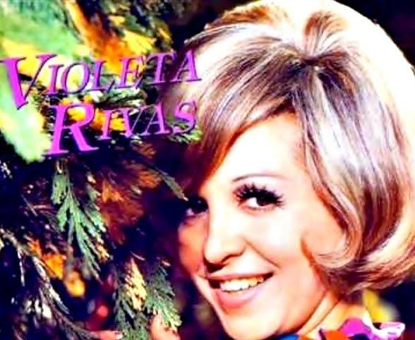 * Murió la inigualable Violeta Rivas