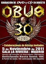 OBUS 30 ANIVERSARIO