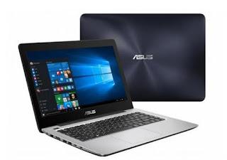 Asus A456, Notebook Elegan Dengan Usb Type C