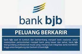 Lowongan Kerja Bank BJB