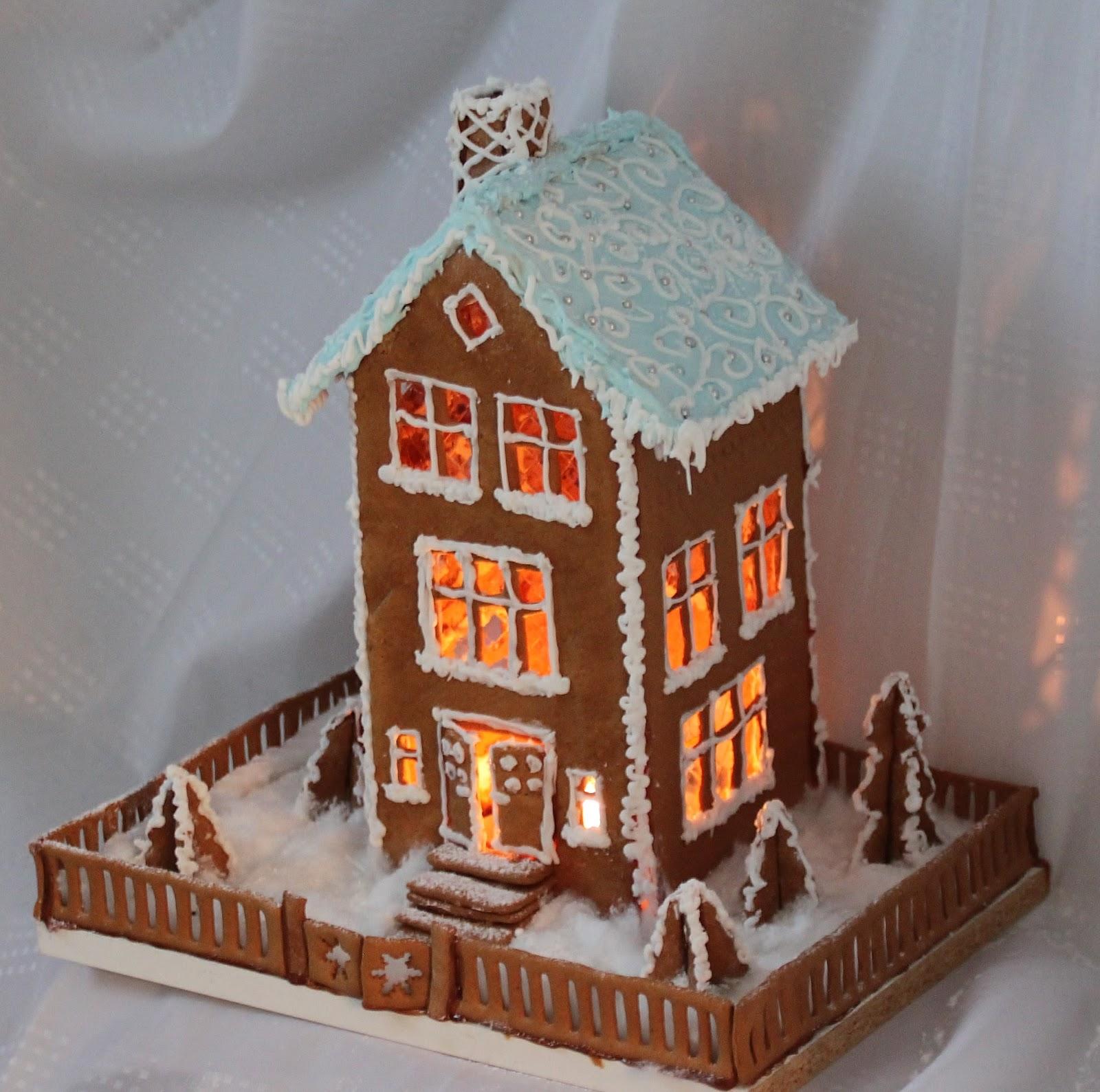 Julenstid.blogg.se   Årets pepparkaksplanering