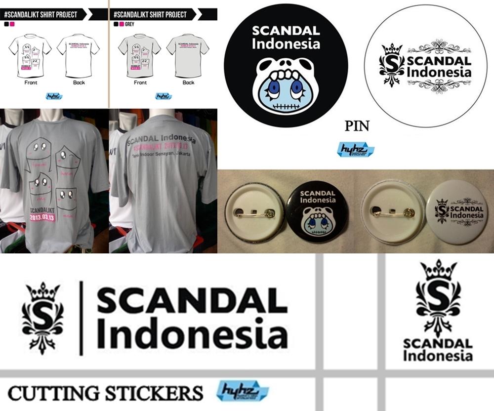 SCANDAL Blog Indonesia