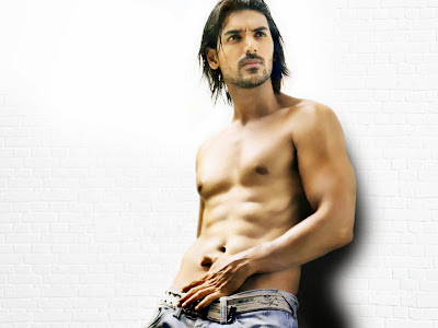 John Hot Body & Long Hair in Dhoom Photoshoot Full HD Wallpaper