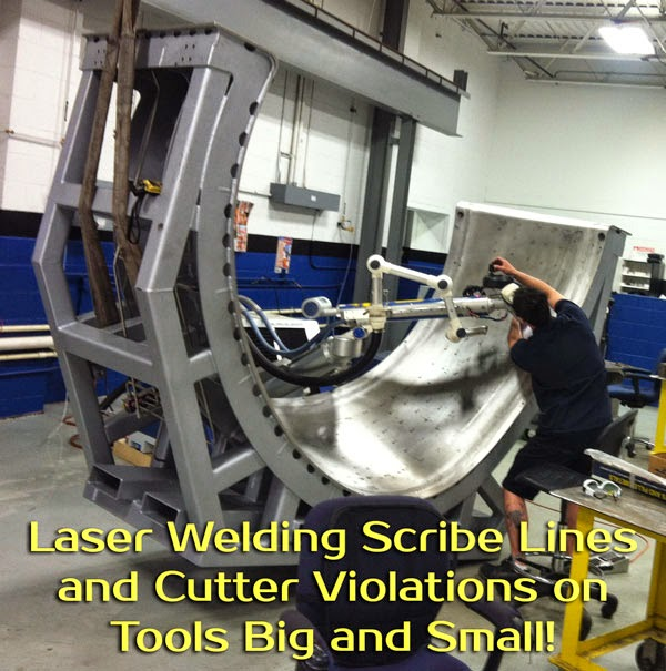 Custom Metal Fabrication and Laser Welding Michigan