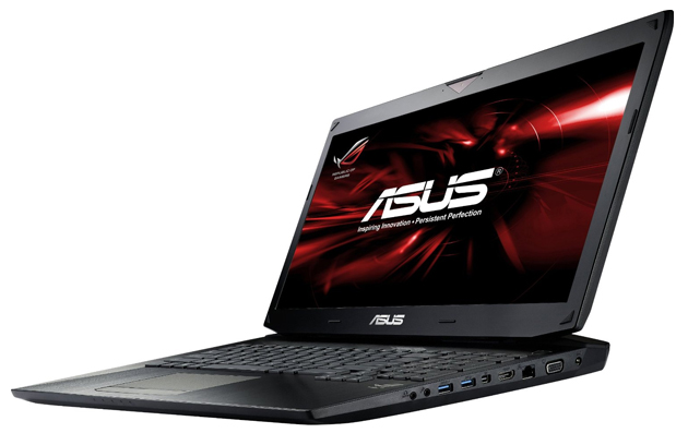 Notebook ASUS G750JX