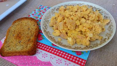 Desayuno para ocasiones especiales