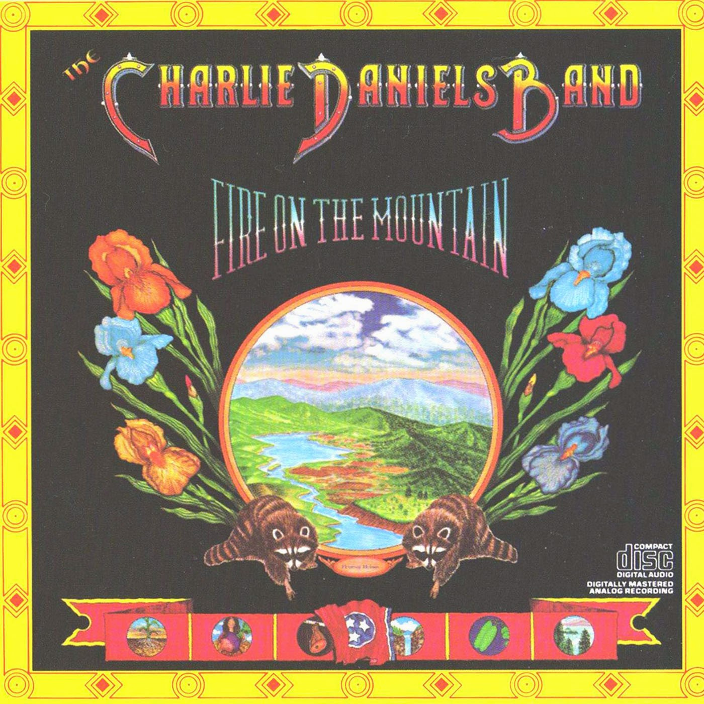 charlie daniels fire on the mountain album youtube