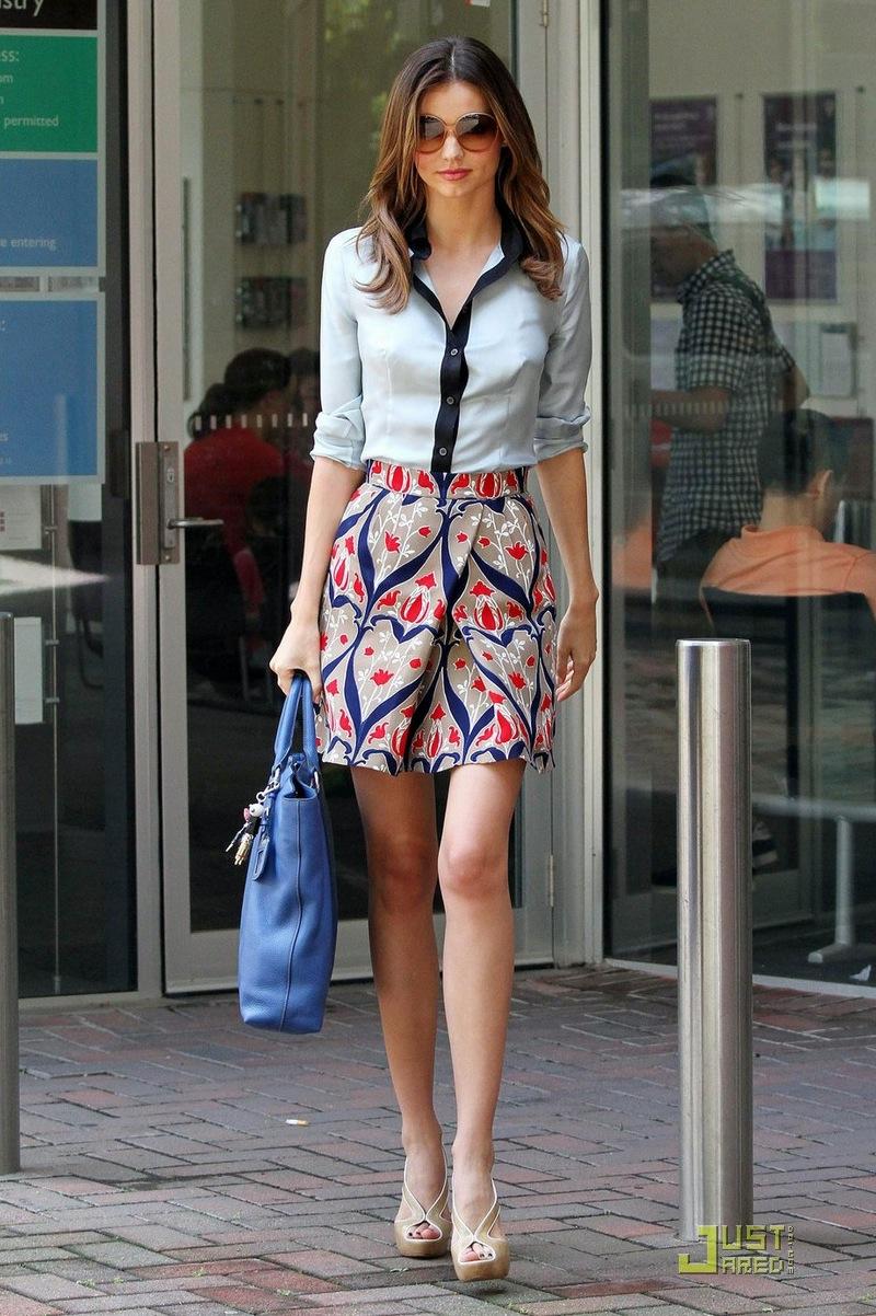 sophias fashion library style inspiration miranda kerr