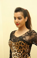 Actress Deeksha Panth Picture Gallery in Short Dress at Ee Varsham Sakshiga Movie Audio Launch  8.jpg