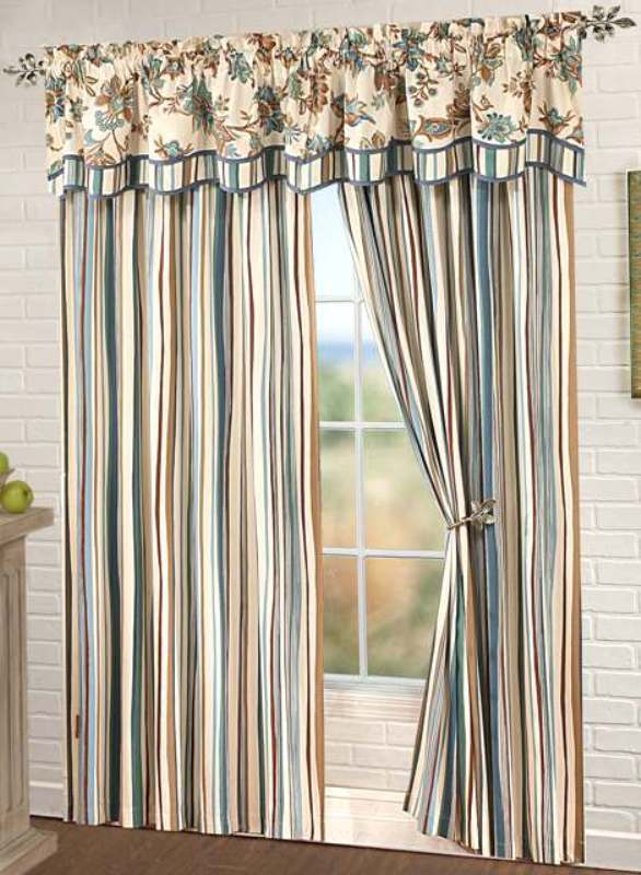 Windows curtains design ideas 2011 photo gallery home interiors - Clever window curtain ideas matched with interior atmosphere and concept ...