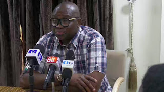 Fayose speaks on Buhari sending EFCC after him when he leave office