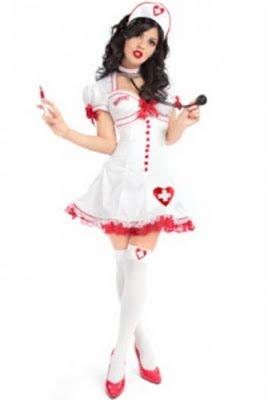 Modelos de Fantasias de Enfermeira