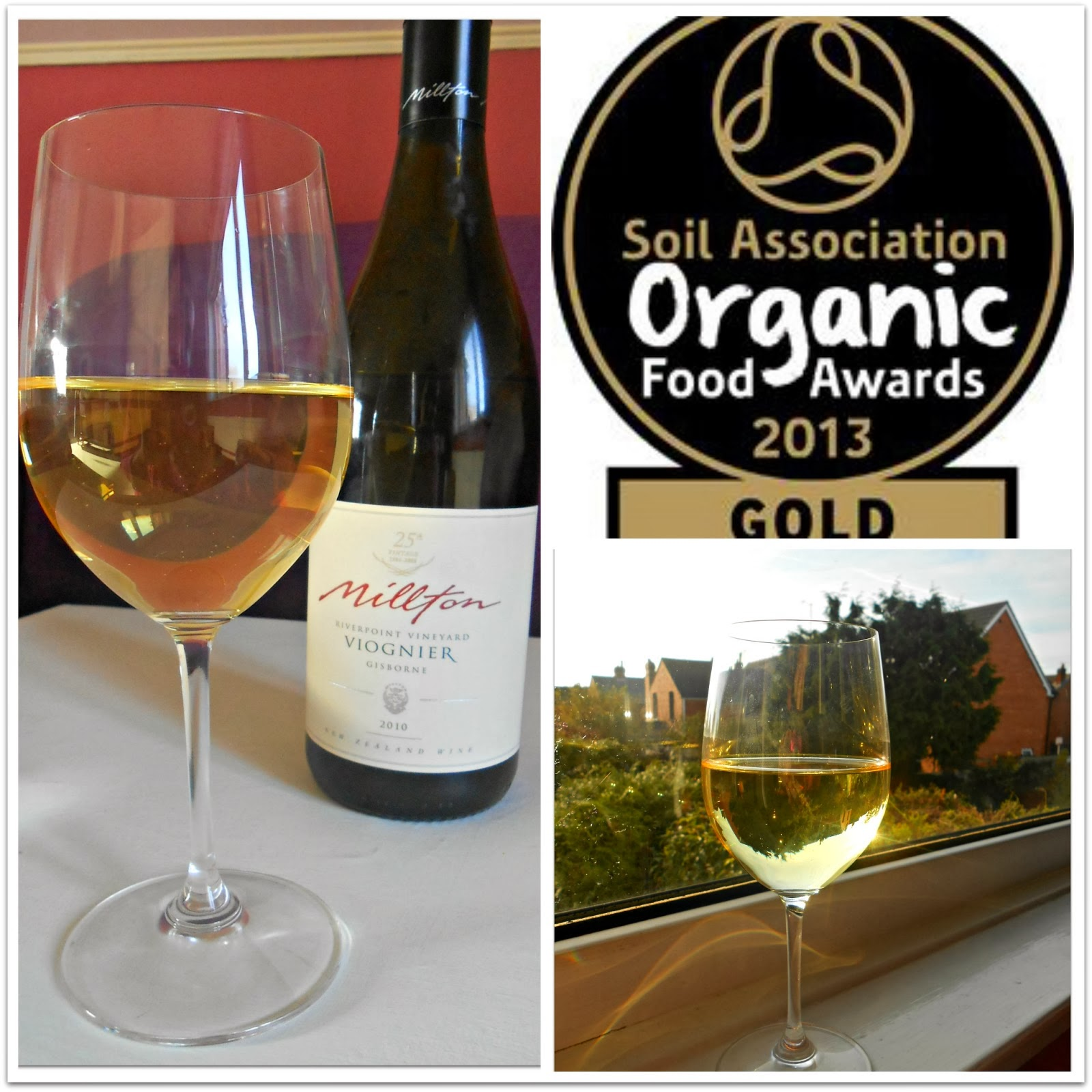 Millton Vineyards Riverpoint Viognier Organic White Wine