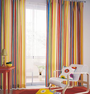 Bonitos modelos de cortinas : decorando mejor
