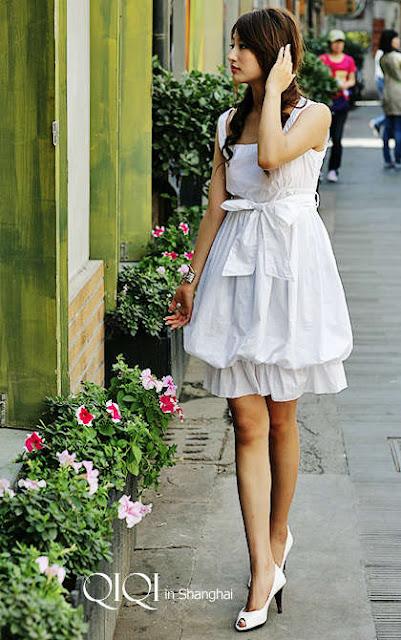 Trend gaya Model Baju Korea Terbaru Tahun 2013