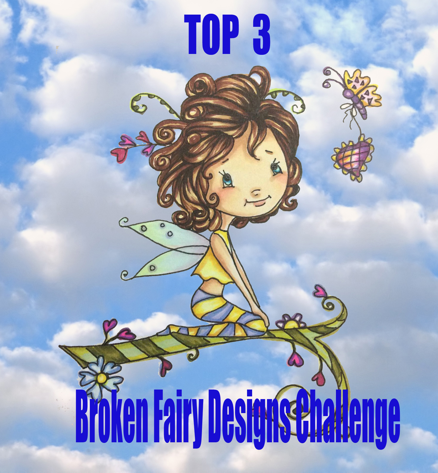 Top 3 - Broken Fairy Challenge