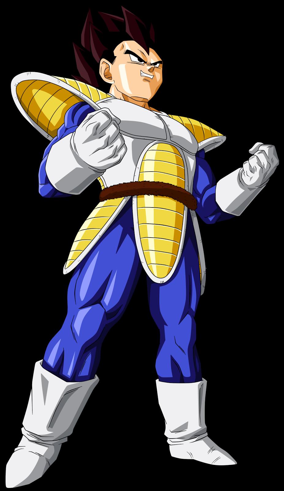 Tudo Dragon Ball: Personagens HD