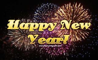 Tarjetas de Año Nuevo para Compartir