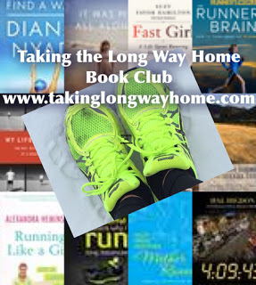 Running Book Club with Taking the Long Way Home