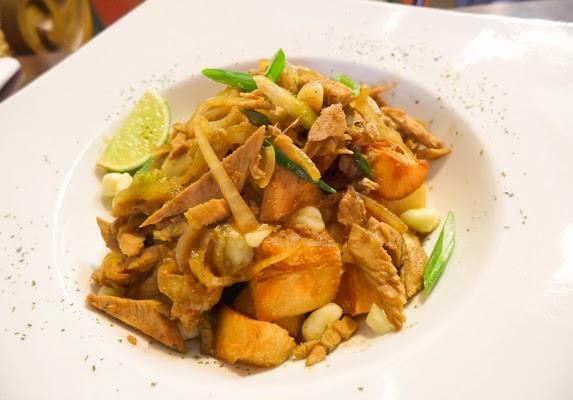 Yuca Fries and Pork Leg Poutine - Havana Cafe Ottawa