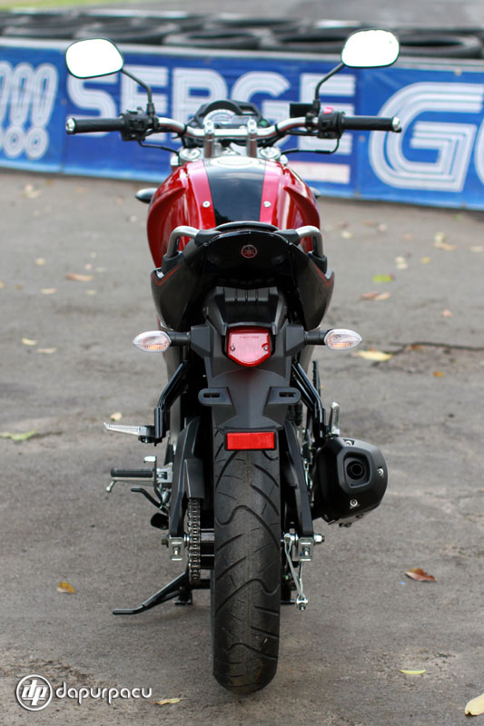 Foto Detail Yamaha Byson
