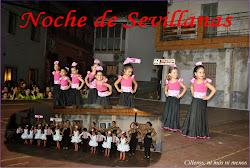 NOCHE DE SEVILLANAS