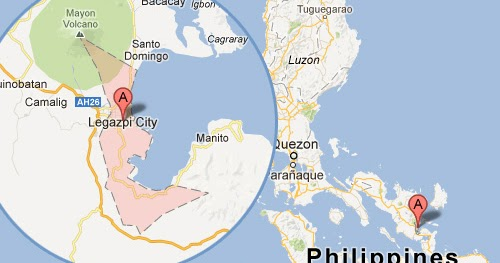 Where To Go Next LEGAZPI ALBAY - Legazpi city map