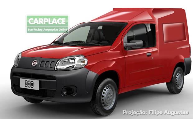 Nueva Fiat Fiorino 2013 se basara en el diseño del Fiat Uno
