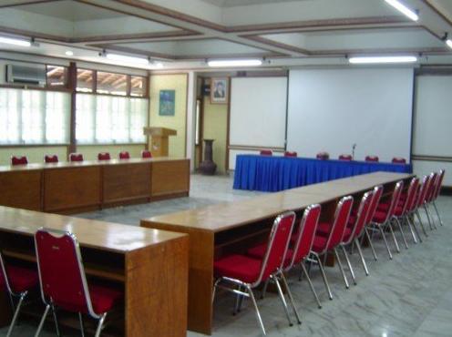 Ruang meeting MPH 1 dan MPH 2 di Bidadari