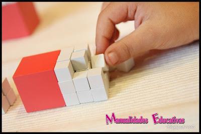 La torre rosa - Montessori para todos