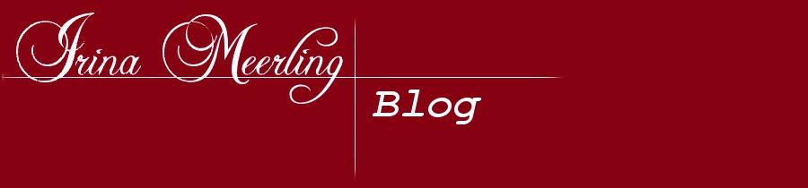 Irina Meerling - Blog